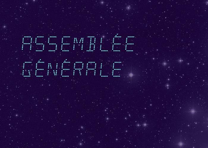 (Assemblée Générale Ordinaire 2021)*