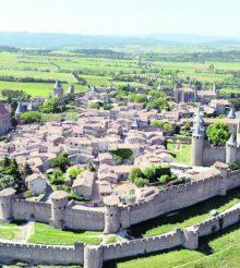 Sortie AICPRAT à Carcassonne et au château de Pennautier le 20 septembre 2019