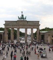Voyage à Berlin du 25 au 28 Mai 2018