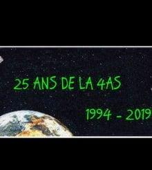 25 ans de la 4AS