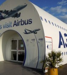 Visite des sites Airbus ( inscriptions: 75% )