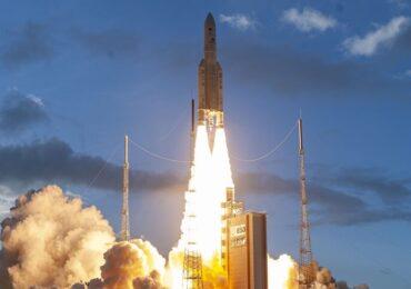 Décollage d'Ariane 5 vol VA 254 © ESA/CNES/Arianespace
