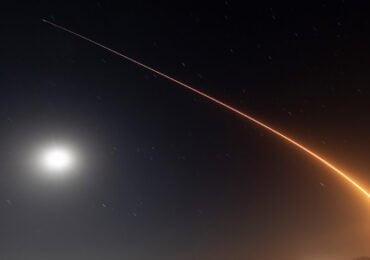 Trajectoire de Falcon 9 avec 51 satellites Starlink à bord © SpaceX